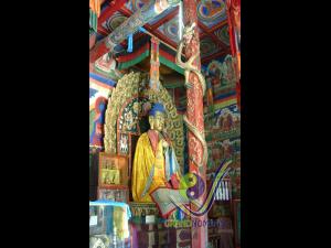 Buddha in Erdenezuu monastery