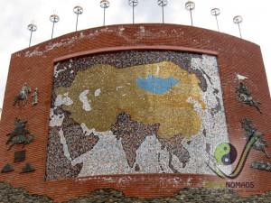Territory of Great Mongolian Empire