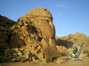 Baga Gazariin Chuluu protected area