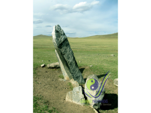 Deer stone monuments