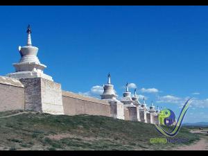Erdenezuu Monastery in Karakorum