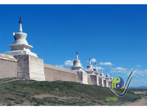 Ancient capital of Mongolia - Karakorum