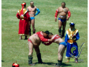 Naadam - Traditional wrestlin competition