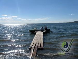 Ugii Lake