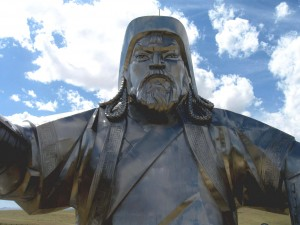 Grand Statue of Chinggis Khaan