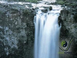 Red Waterfall - Ulaan Tsutgalan