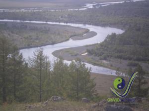 Barkh river