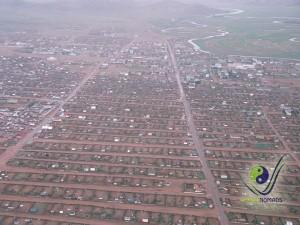 Murun - the centre of Khuvsgul Province