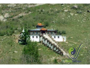 Exciting meditation temple in Terelj