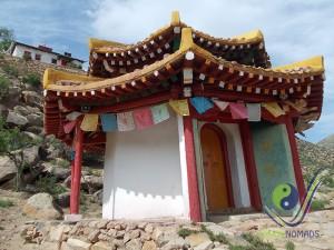 Erdene Khamba temple