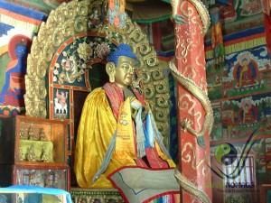 Buddha on Erdenezuu monastery