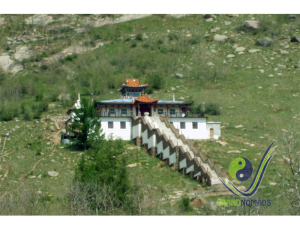Aryabal meditation temple