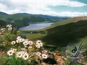 Beautiful Eight Lakes National Park