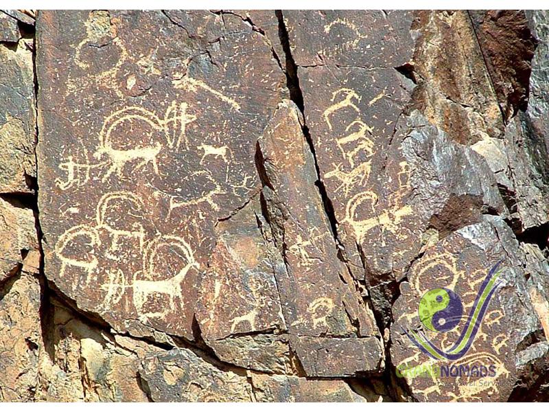 Bichigt Rock Engravings