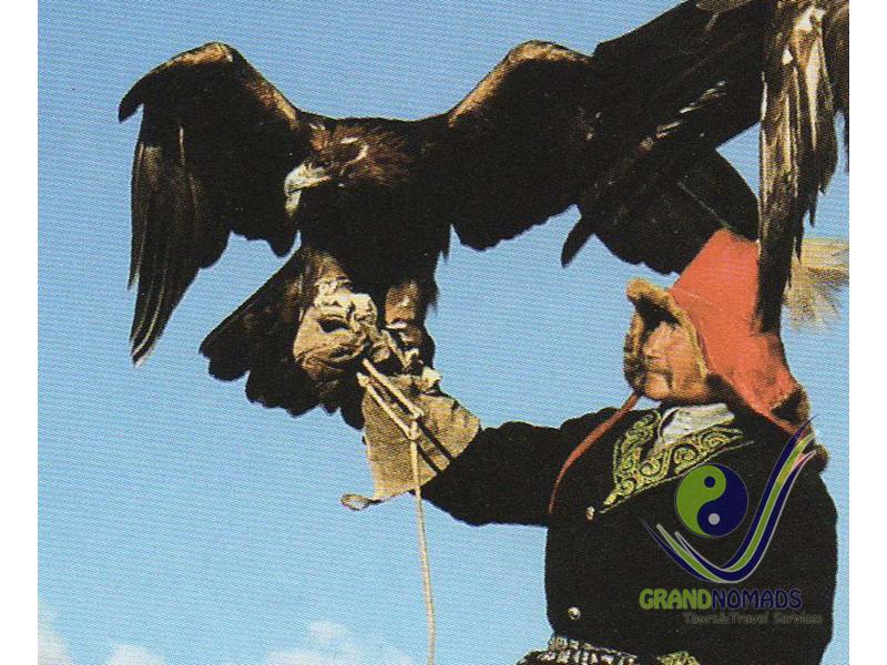 Kazakh – Eagle Hunters