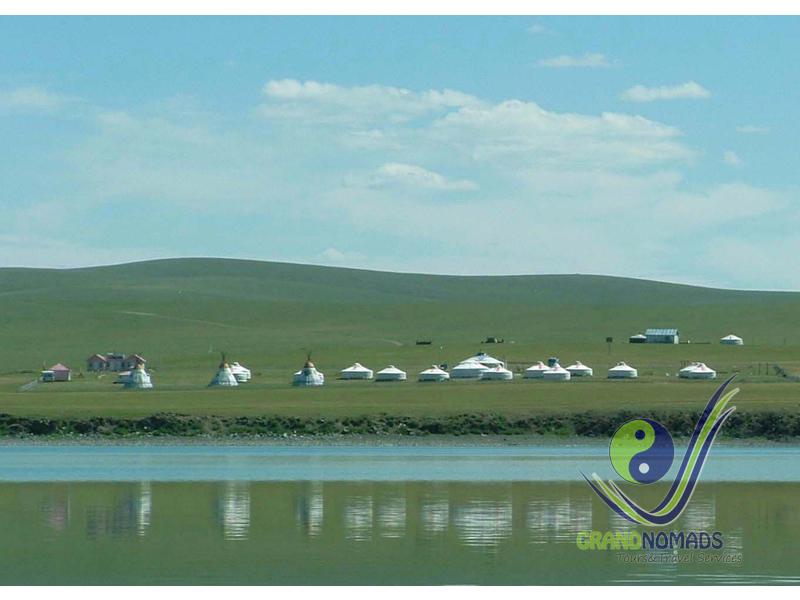 Ugii Nuur Lake