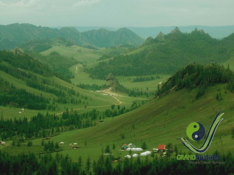 Murun – Ulaanbaatar – Terelj National Park.