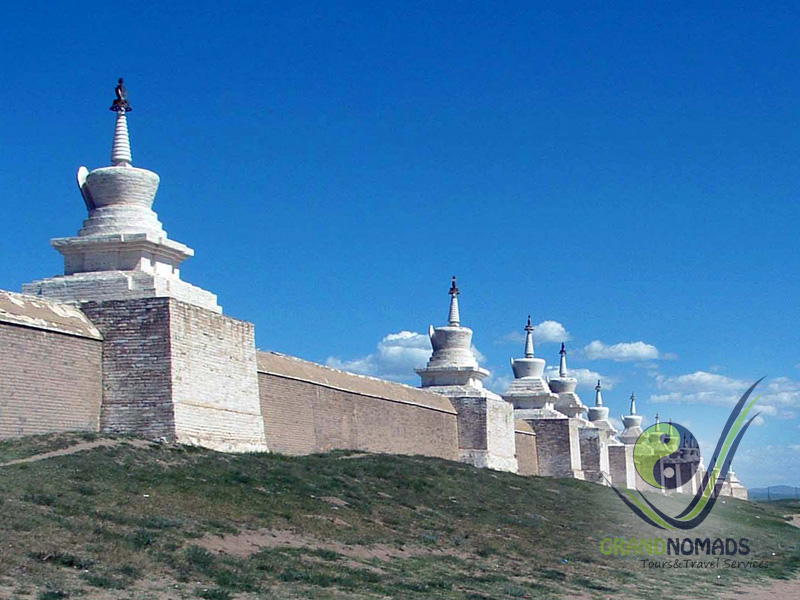 Karakorum – Ancient Capital of the Great Mongolian Empire of the Genghis Khan.