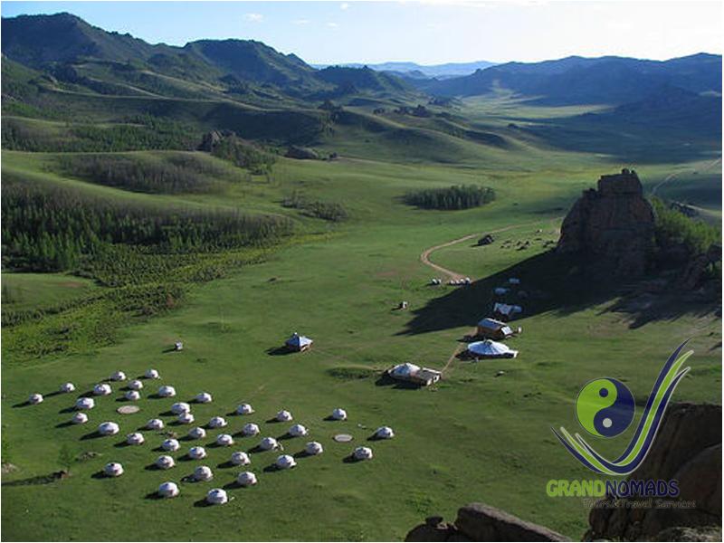 Oct 7. Ulaanbaatar – Terelj National Park, Turtle Rock and Meditation Temple.