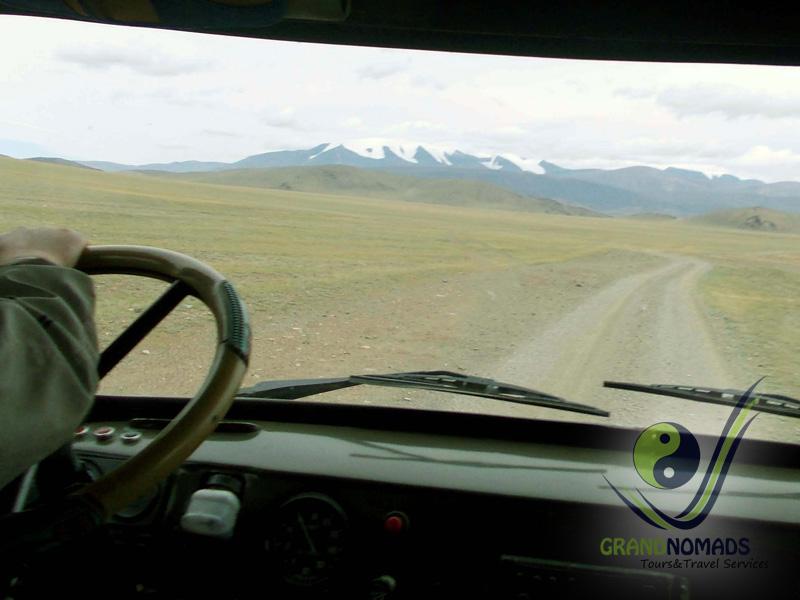 Kharkhiraa Turgen Mountain Range – Uvs Lake.