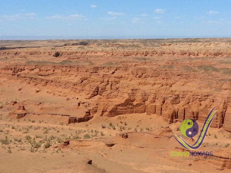 Naran Daats – Khermen Tsav ancient dinosaur lands.