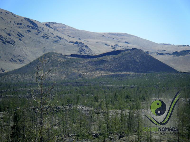 Legendary Taikhar Rock - Khorgo Terkh National Park.