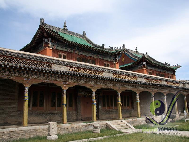 """Shankh Monastery – """"Elsen Tasarkhai"""" Sand Dunes."""