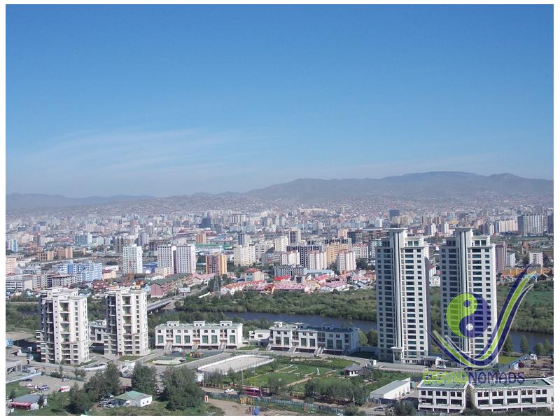 Arrive in Ulaanbaatar, Mongolia