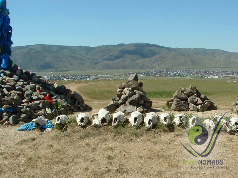 Karakorum – Ancient Capital of the Great Mongolian Empire of Genghis Khan