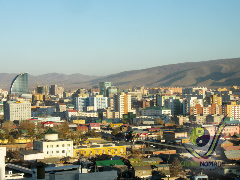 Arrival in Ulaanbaatar and City Tour